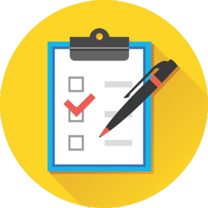 app movil Checklist
